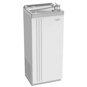 Oasis PLF16FAW Free Standing 16 GPH Water Cooler (Refrigerated Drinking Fountain)