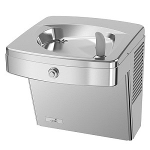 Oasis PV8AC Barrier Free 8 GPH Vandal Resistant Water Cooler (Refrigerated Drinking Fountain)